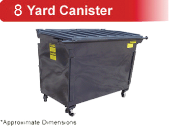 10 yard dumpster rental